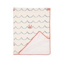 Covers en Co Plaid Krabi - 130x170 cm - White