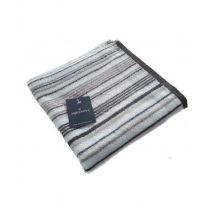 Aquanova Handdoek Stripes - 50x100 cm - Brown