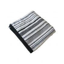 Aquanova Handdoek Stripes - 50x100 cm - Grey